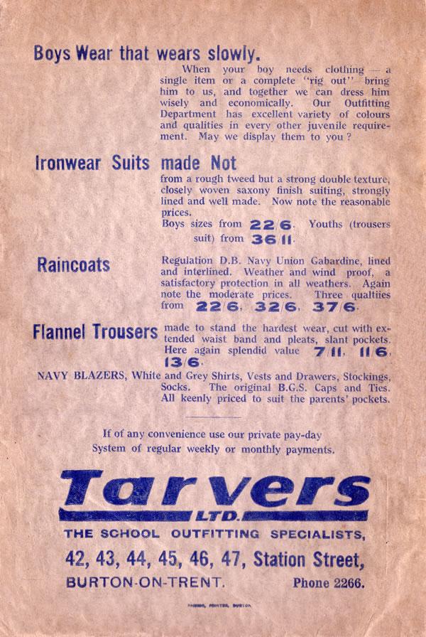 Tarvers