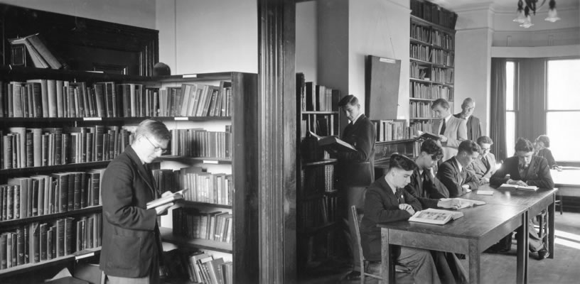 1952 Library